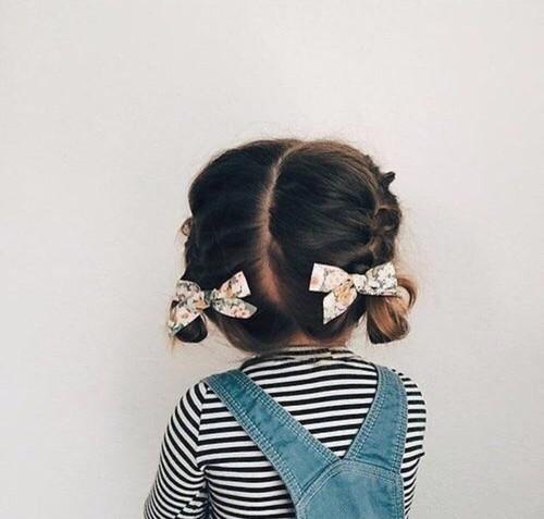 七五三 女の子の髪型 自宅で簡単ヘアアレンジ 長さ別3パターン