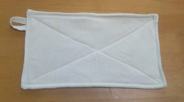 タオル1枚で縫う基本の雑巾 作り方⑪